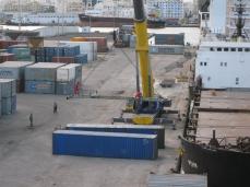 Seguridad laboral en Túnez.