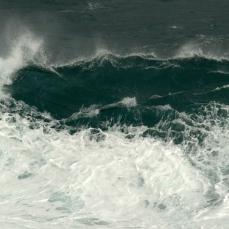 La Mar se pone brava.