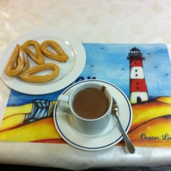 Desayuno dominical.