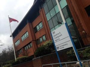 La sede de la MCA en Southampton.