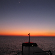 Crepúsculo atlántico