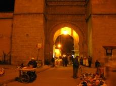 Una de las entradas a la Medina Antigua
