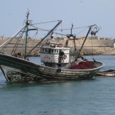Pesquero marroquí