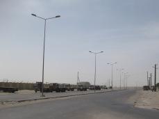 La carretera al desierto